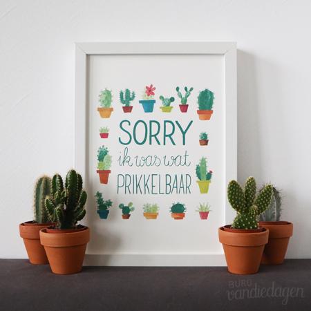 poster_prikkelbaar_cactus_001